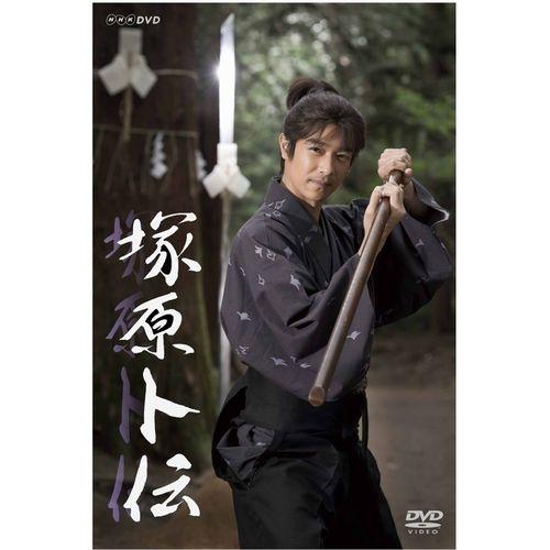 塚原卜伝 DVD-BOX 全4枚セット