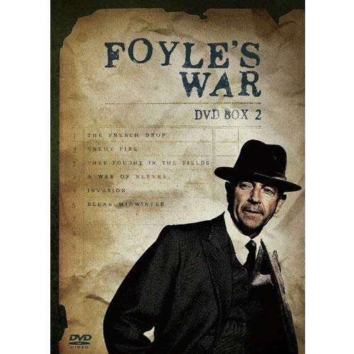 刑事フォイル ~FOYLE'S WAR~ DVD BOX2 全6枚セット