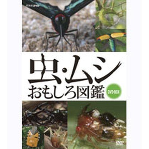 500円クーポン発行中!虫・ムシ おもしろ図鑑 DVD全3枚セット