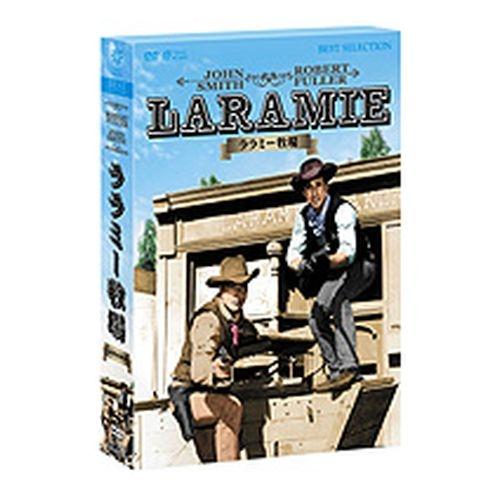 送料無料モノクロテレビが主流だった当時には観る事の出来なかったオリジナルカラー版を収録! ララミー牧場 DVD-BOX 全6枚セット