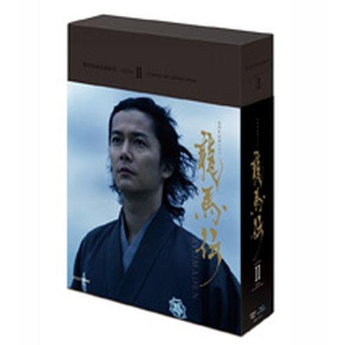 大河ドラマ 龍馬伝 完全版 ブルーレイBOX II 全4枚セット