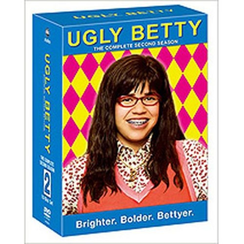 アグリー・ベティ シーズン2 COMPLETE BOX 全9枚+特典1枚セット