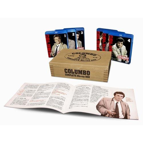 刑事コロンボ ブルーレイ コンプリートBOX 全35枚セット