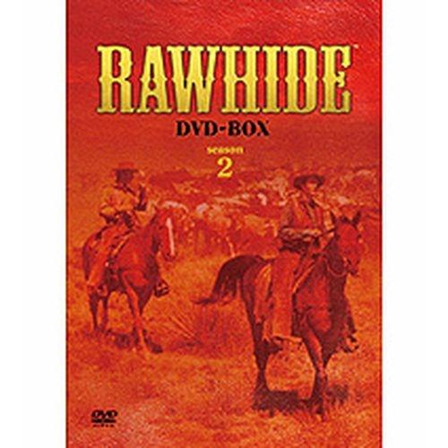 ローハイド シーズン2 DVD-BOX 全8枚セット