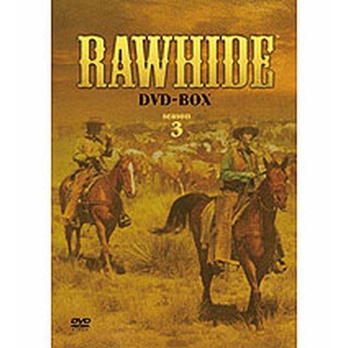ローハイド シーズン3 DVD-BOX 全8枚セット