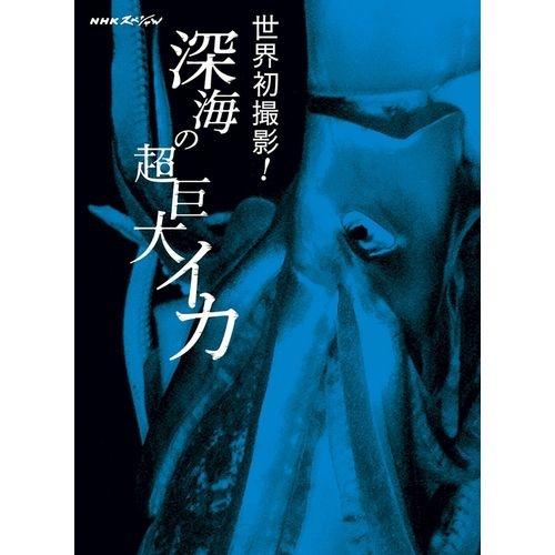 """3 980円以上送料無料一千年もの間""""伝説の怪物""""として怖れられてきた深海の偉大な王者ダイオウイカ 大注目 人類が初めて遭遇した伝説の怪物は 爆安 まばゆいばかりに輝いていた― NHKスペシャル 世界初撮影 500円クーポン発行中 深海の超巨大イカ一千年もの間""""伝説の怪物""""として怖れられてきた深海の偉大な王者ダイオウイカ"""