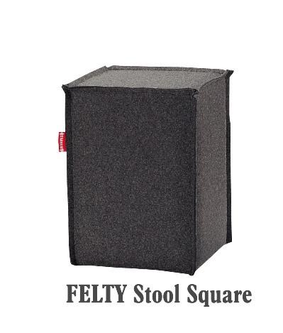 FELTY Stool Square スツール スクェア / SWITCH(スウィッチ)