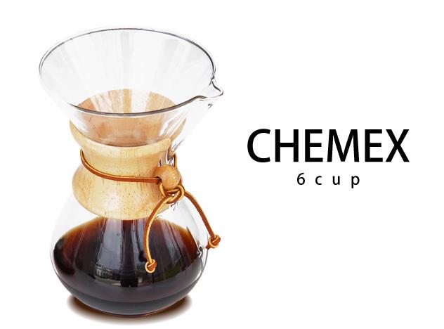 CHEMEX/ケメックス コーヒーメーカー 6CUP コーヒーメーカー coffee 珈琲 焙煎【あす楽対応_東海】