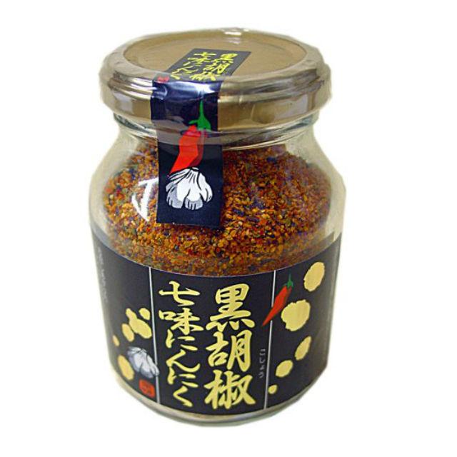 黒胡椒七味にんにく 卓抜 迅速な対応で商品をお届け致します