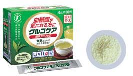 大正製藥指定保健用食品Livita REBITA陰謀共關懷粉末桿180g(*30包6g)