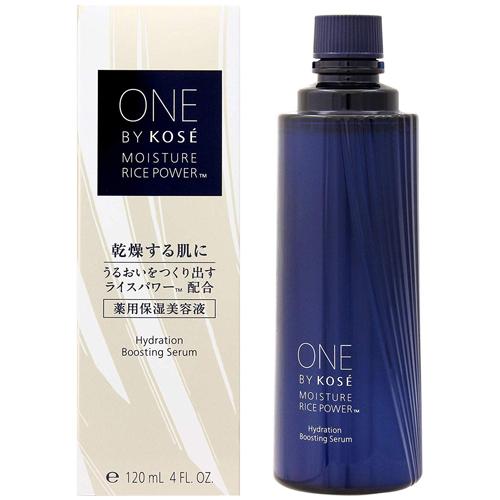 【KOSE コーセー】 ONE BY KOSE薬用保湿美容液 レフィル ラージサイズ 120mL【医薬部外品】