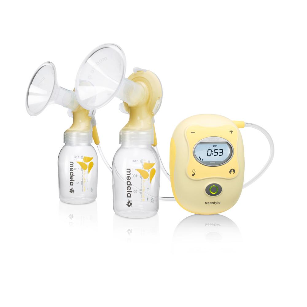 【メデラ正規品】フリースタイル電動さく乳器medela 搾乳器 搾乳機 電動さく乳機 哺乳びん