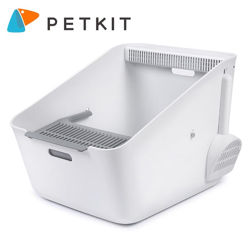 ペットキット ピュラキャットPETKIT PURA CAT 猫用トイレ 自動消臭器ピュラエア付き