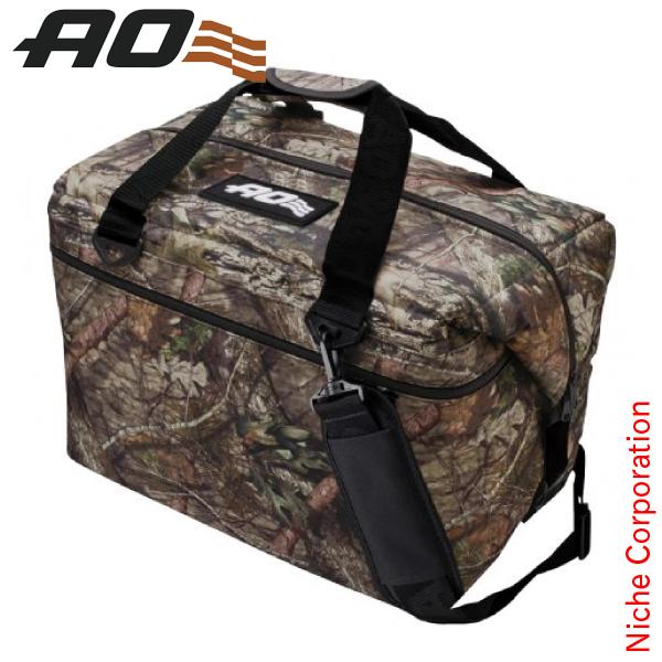 AOクーラーズ 48パック モッシーオーク (45.4L モッシーオークカモ) AOMO48 キャンプ用品