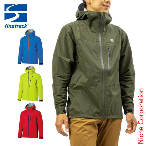 ファイントラック エバーブレスフォトン ジャケット メンズ FAM0321 レインコート トレッキング 登山 Men's 男性用 雨合羽