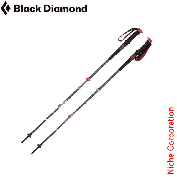 ブラックダイヤモンド トレイル プロ ショック キャンプ用品 トレッキングポール BD82320