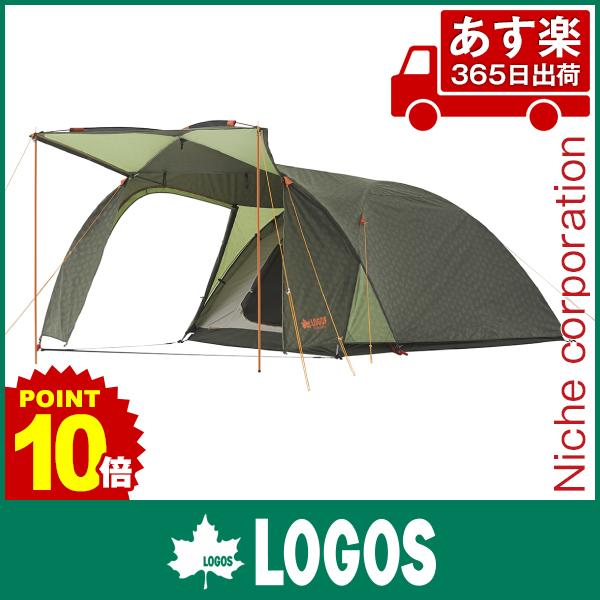 ロゴス neos PANELシビックドーム L-AH 71805030 テント キャンプ用品