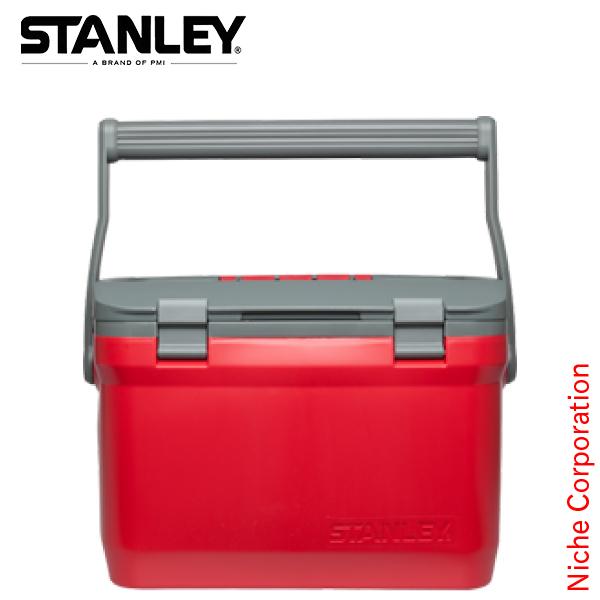 スタンレー クーラーボックス 15.1L レッド 01623-027