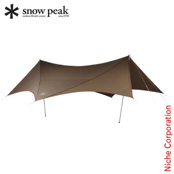 スノーピーク 60周年記念 ヘキサ エヴォ Pro. TP-265 キャンプ用品