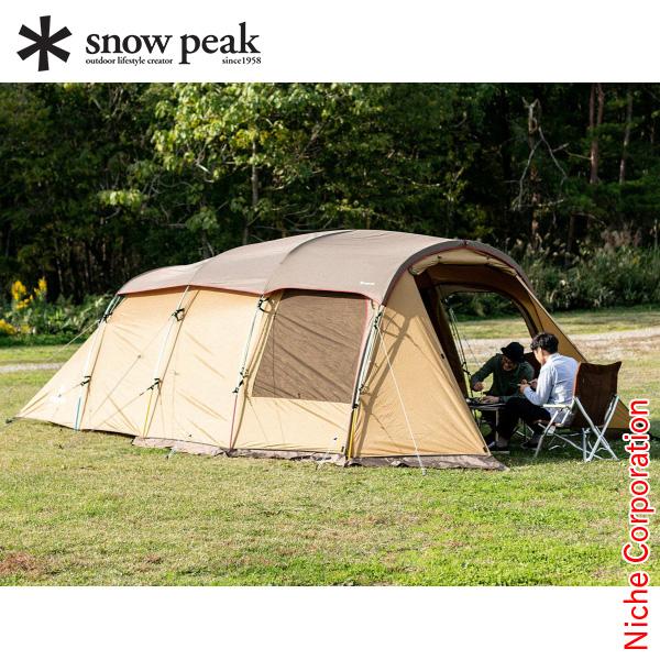 snow peak 驚きの値段 正規販売店 2ルームテント スノーピーク テント エントリー2ルーム トラスト TP-880 アウトドア お1人様1点限り エルフィールド キャンプ ツールーム