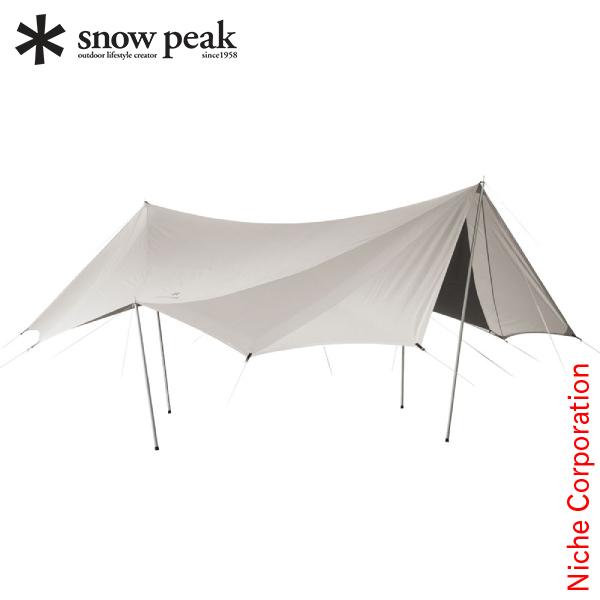 【最大1,000円OFFクーポン配信中】スノーピーク TAKIBI タープ オクタ TP-430 キャンプ用品 テント タープ 冬キャンプ