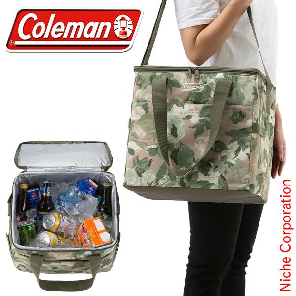 コールマン ストンプ デイリークーラー/30L ナチュラルカモ  2000035104 キャンプ用品