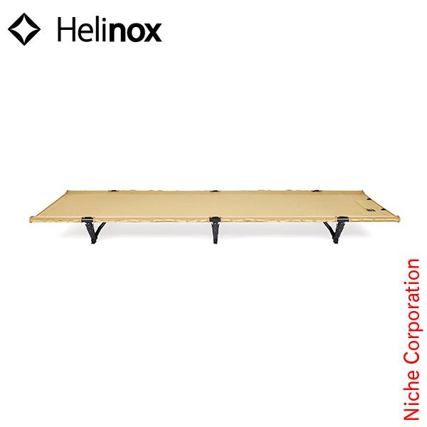 ヘリノックス コット タクティカル コット コンバーチブル ( デザートタン ) キャンプ ベッド アウトドア