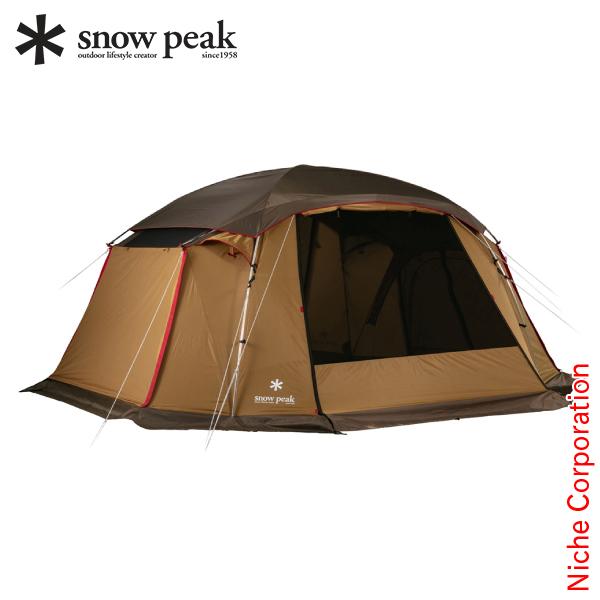 スノーピーク シェルター メッシュシェルター TP-925 キャンプ アウトドア 4人