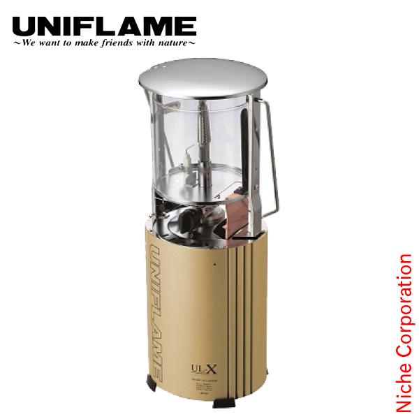 ユニフレーム フォールディングガスランタン UL-X ベージュ 620120 キャンプ用品