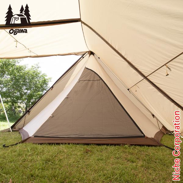 オガワキャンパル(ogawa) ツインピルツフォークL フルインナー 3568  キャンプ用品