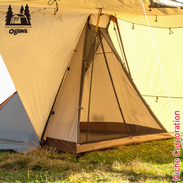 オガワキャンパル(ogawa) ツインクレスタ フルインナー 3575 キャンプ用品