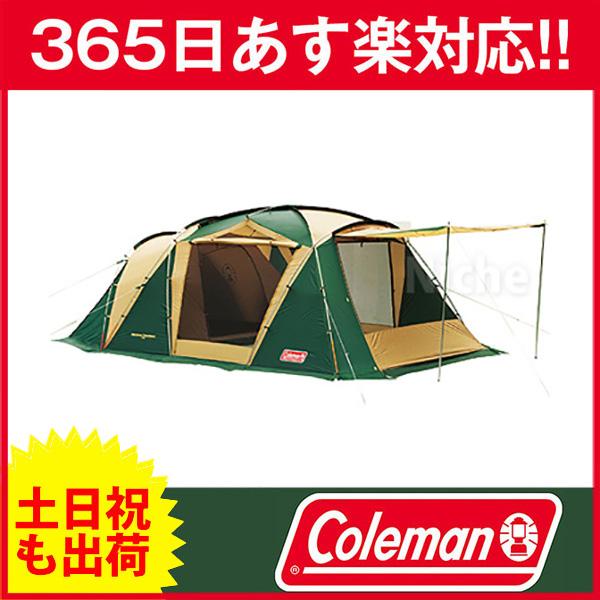 科爾曼 coleman 寬屏 2 居室 2 [2000010462],[汽車露營帳篷帳篷 2 室篷布帳篷篷布]