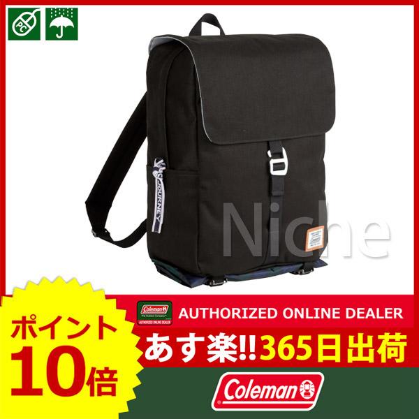 コールマン JN フラップパック (ブラック) 2000027129 [P10] あす楽 キャンプ用品