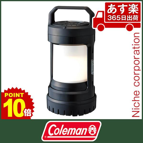 コールマン バッテリーロック USBリチャージャブルランタン (ブラック) 2000031276 [P10] あす楽 キャンプ用品
