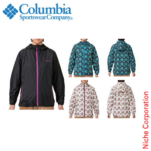 コロンビア ウィメンズモレラジャケット 女性用[PL3976]Women's Morella Jacket[撥水 防汚 ジャケット ウィメンズ レディースcolumbia][nocu][あす楽]