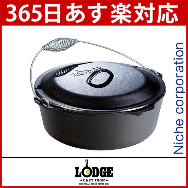 品質が ロッジ ロジック キッチンオーヴン13 1 1/4インチ/4インチ L12DO3 ロッジ L12DO3 あす楽 キャンプ用品, おいしく飲呑会:7fad8c52 --- hortafacil.dominiotemporario.com