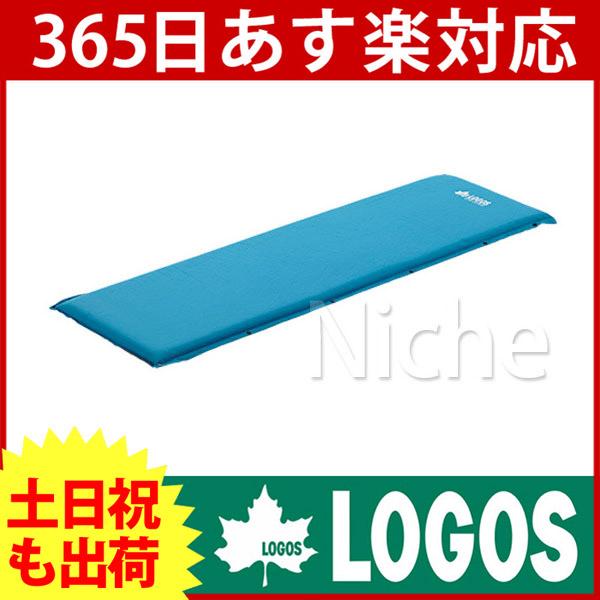 ロゴス (超厚)セルフインフレートマット・SOLO 72884130 [P10] あす楽 キャンプ用品