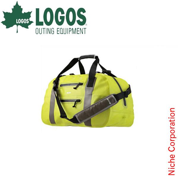 LOGOS LOGOS SPLASH ダッフルバッグ【ライム】 88200090 あす楽 nocu キャンプ用品