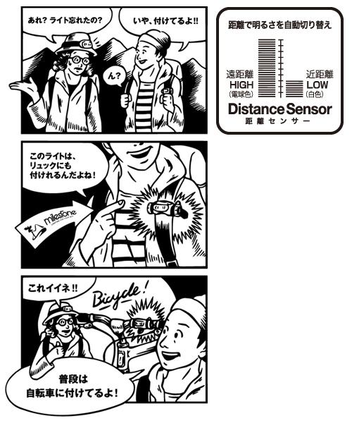 マイルストーン 距離センサーモデル MS-B3 [01][あす楽][nocu]