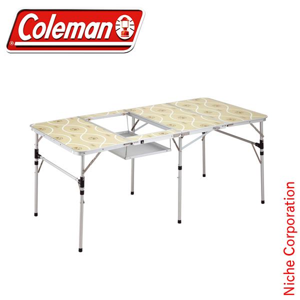 Niche Express Coleman Coleman Slim 4 Folding Bbq Table 170 7638