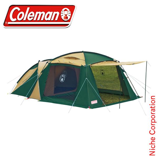 【最大1,000円OFFクーポン配信中】コールマン coleman ラウンドスクリーン2ルームハウス 170T14150J オート キャンプ用 テント テント 2 ルーム タープ テント タープ [P10] あす楽 キャンプ用品 1809SSテント 冬キャンプ