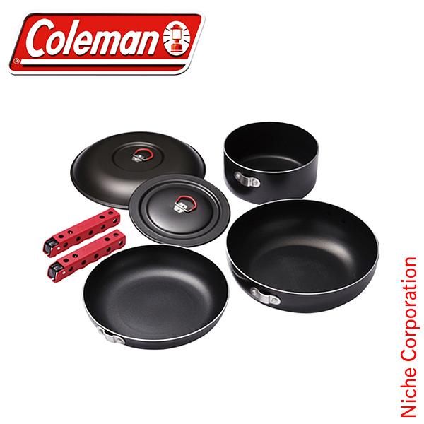 コールマン coleman アルミクッカーセット 2000010531  キャンプ用品