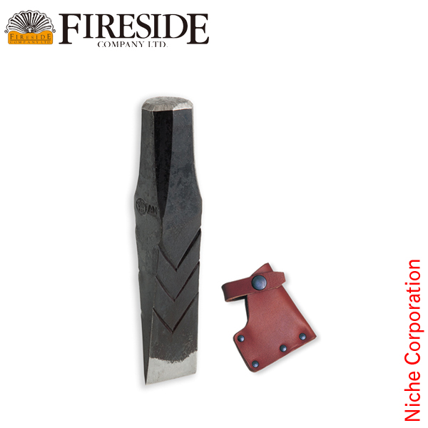 グレンスフォシュブルーク 薪割り楔(クサビ ) [ 460 ] クサビ 薪割り くさび 薪 ( ファイヤーサイド Fireside )