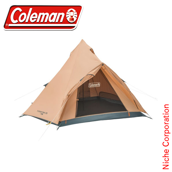 コールマン エクスカーションティピー/325 2000031572 [P10] テント あす楽 キャンプ用品 ワンポールテント