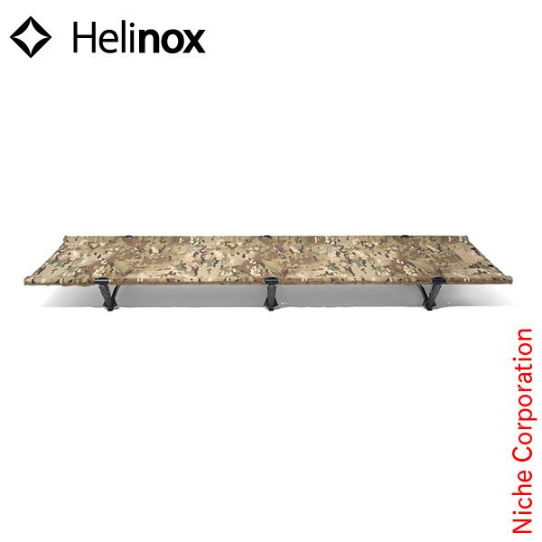 ヘリノックス コット タクティカル コット コンバーチブル ( マルチカモ ) キャンプ ベッド アウトドア