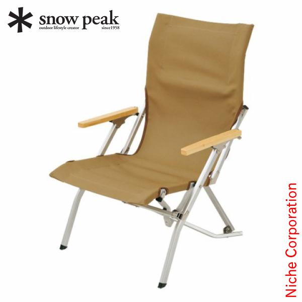 スノーピーク チェア ローチェア30 カーキ LV-091KH キャンプ 椅子 アウトドア イス