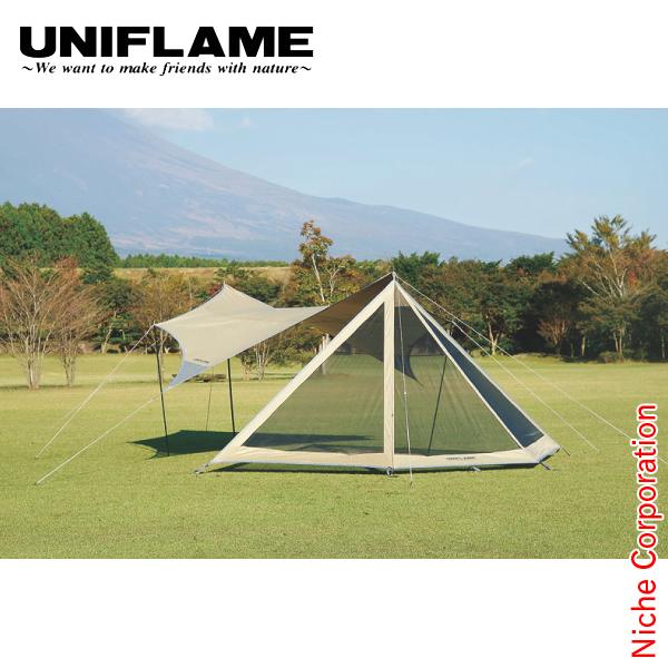 ユニフレーム UNIFLAME REVOフラップ 681374 [P5] あす楽 キャンプ用品 冬キャンプ