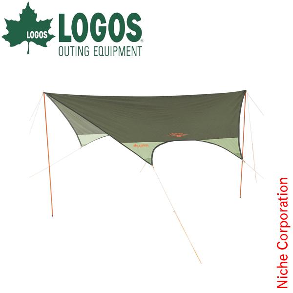 ロゴス neos ドームFITヘキサ 4443-N 71808012 LOGOS ロゴス TX [P10] あす楽 キャンプ用品