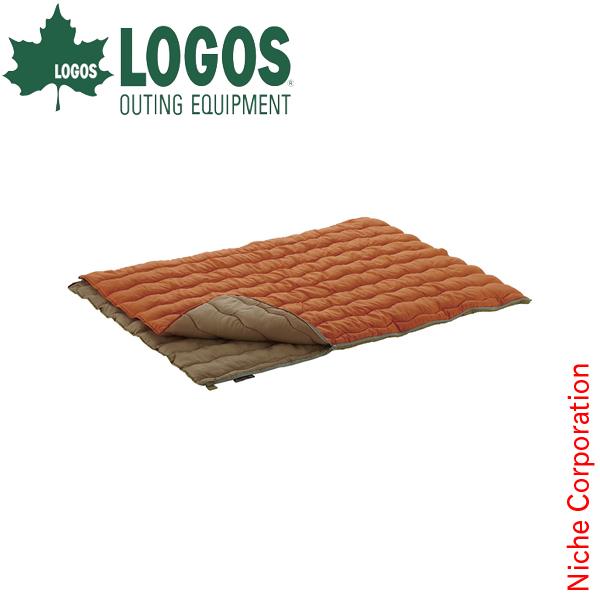 ロゴス 2in1・Wサイズ丸洗い寝袋・2 72600680 LOGOS ロゴス [P10] あす楽 キャンプ用品 防災