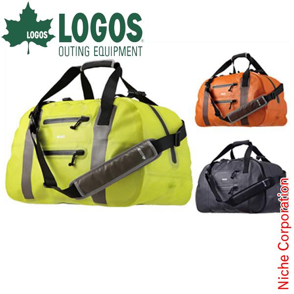 LOGOS LOGOS SPLASH ダッフルバッグ【オレンジ】 88200091 あす楽 nocu キャンプ用品